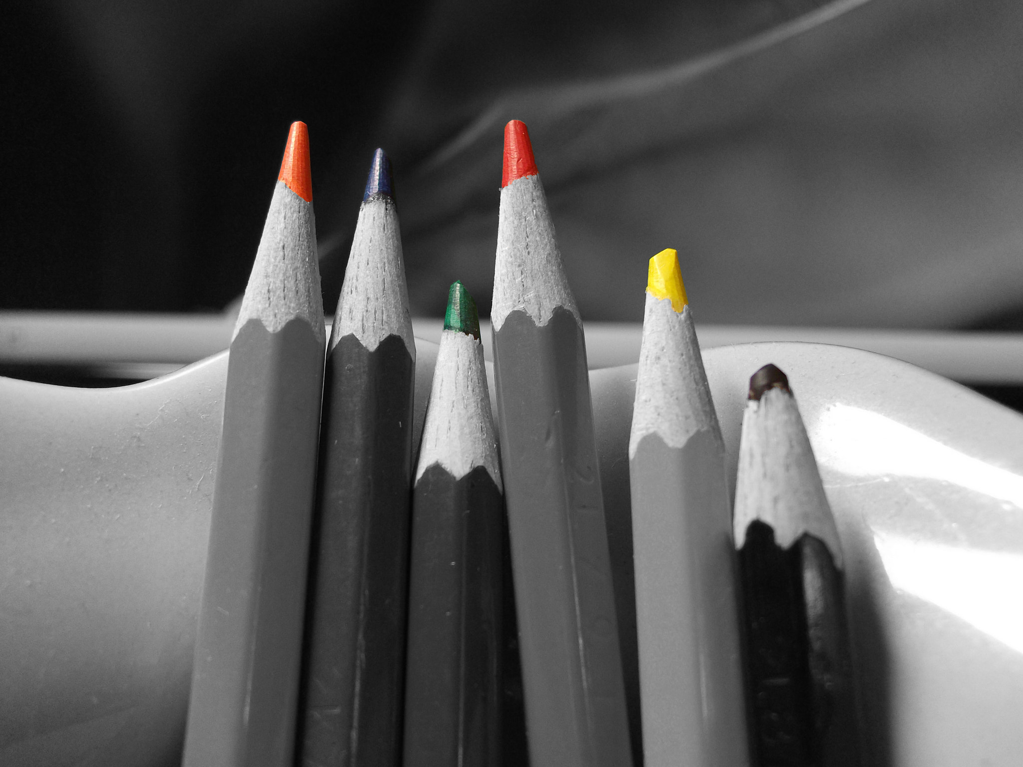 Photograph Color Pencils by Christian Han on 500px