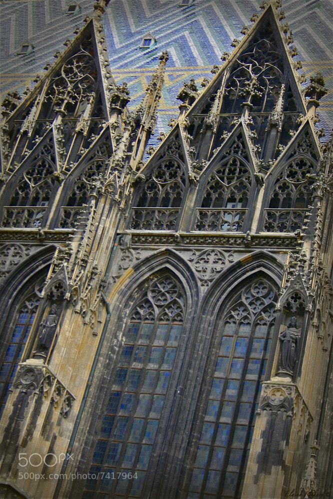 Photograph Cathédrale pour une Impératrice  by Elaine Richard on 500px
