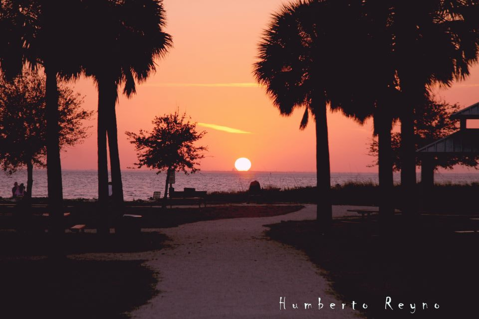 Photograph A Florida Sunset by Humberto Reyno on 500px