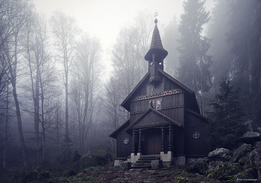 Photograph Dark Sanctuary by Kilian Schönberger on 500px