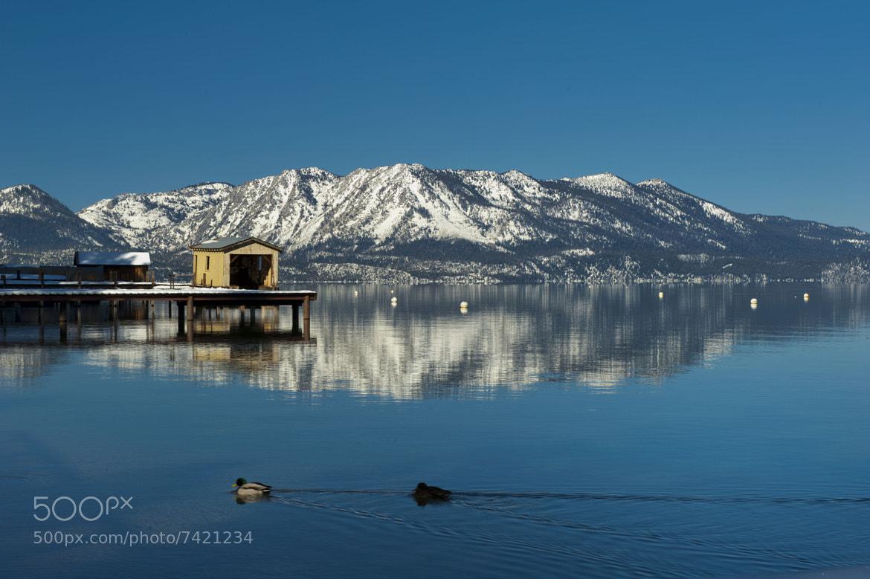 Photograph Lake Tahoe by Jaypee Verdaguer on 500px