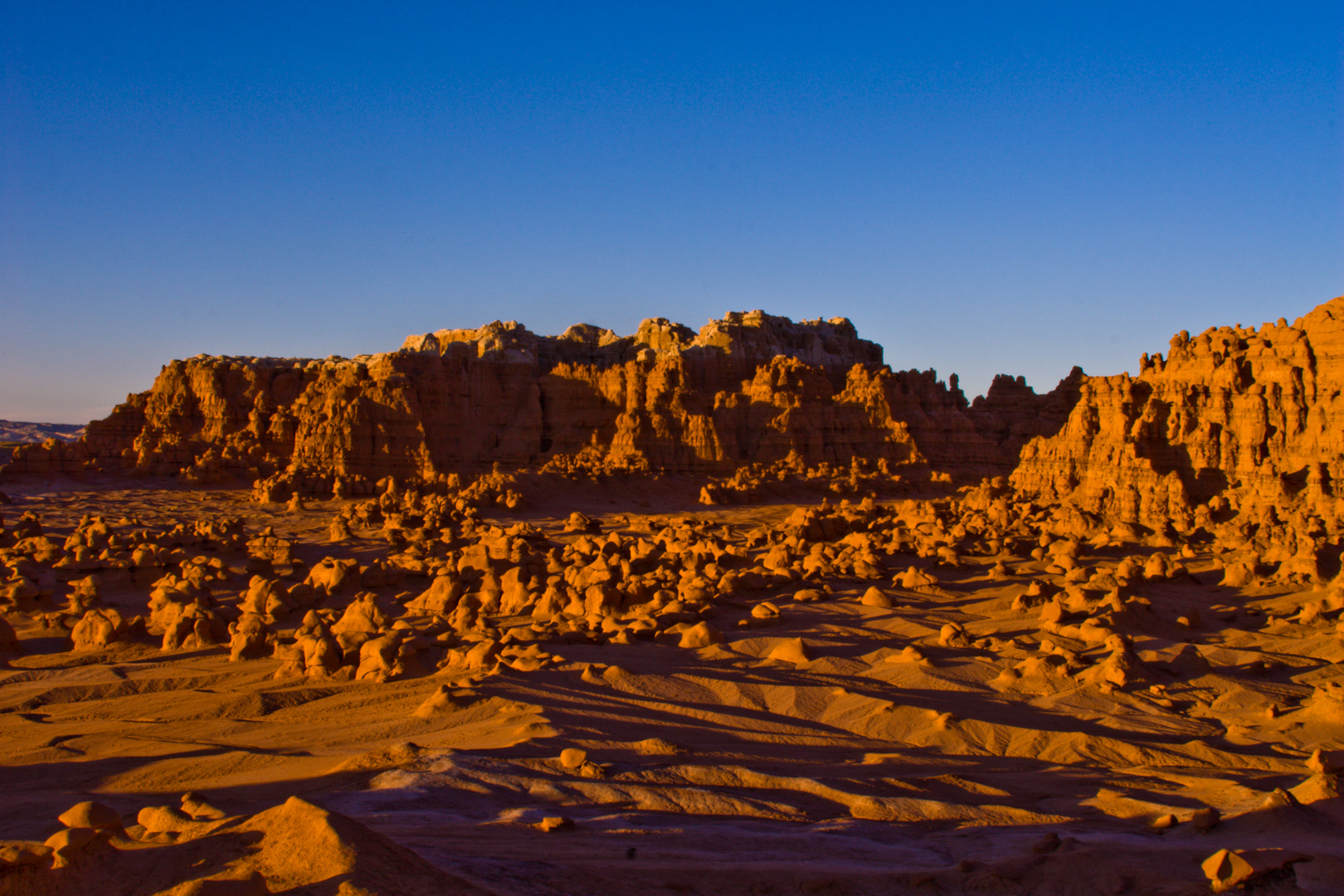 Photograph Goblin Valley, Utah by Wayne Dahlberg on 500px