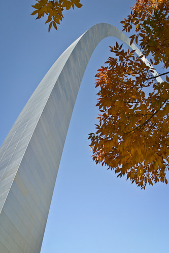 Photograph St Louis Arch by Randy Oleson on 500px