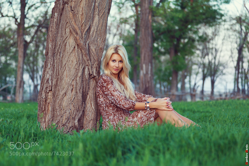 Photograph Lena by Denis Demkov on 500px