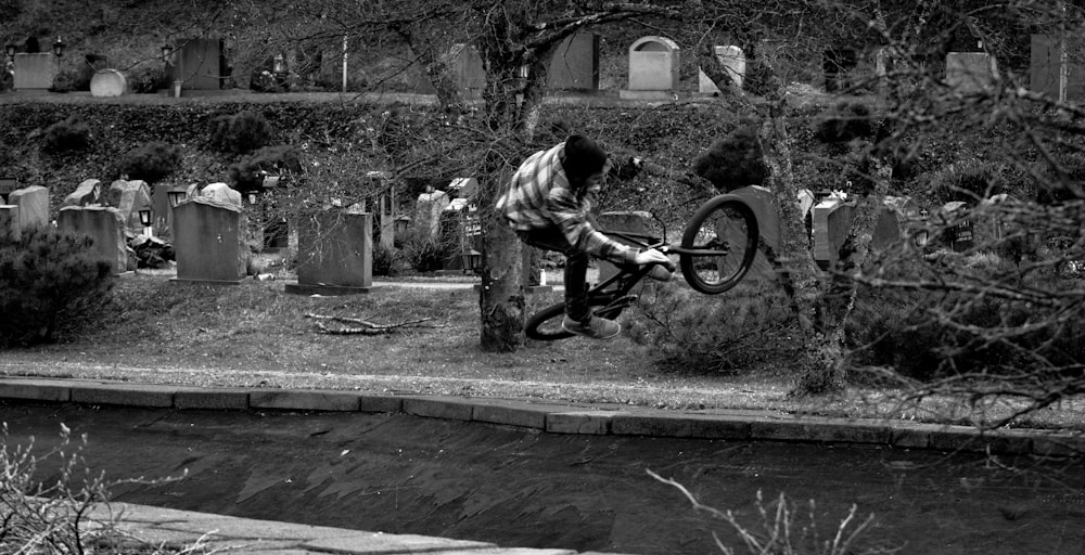 Photograph +BMX Graveyar shift+ by Linssi Lude on 500px