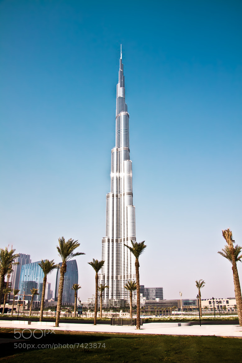 Photograph Burj Khalifa  by Nawaf Rahem on 500px