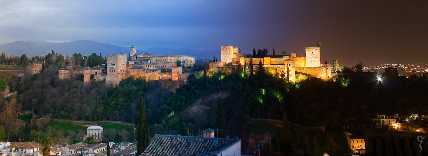 Photograph Alhambra Timelapse by Ontanilla Photography on 500px