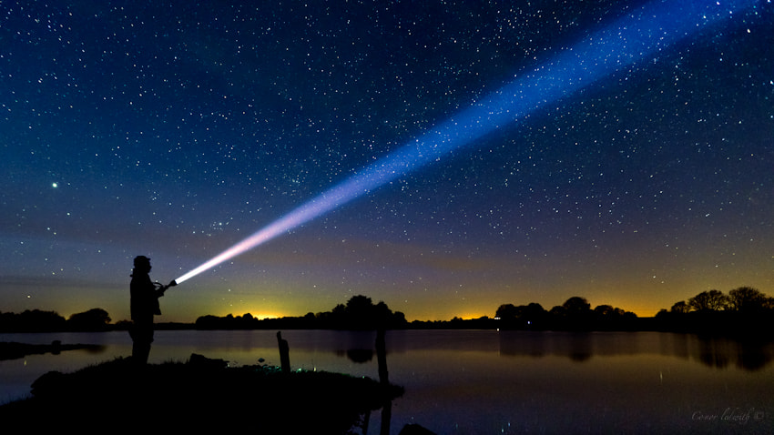 Photograph Star Light by conor ledwith on 500px