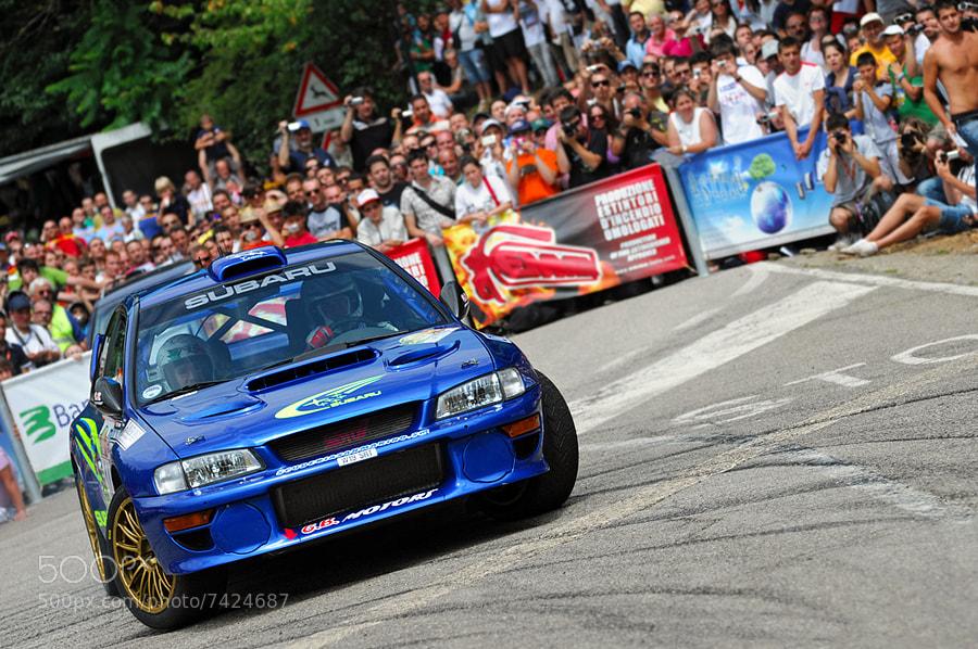 Photograph Maraldi @ Rally del Casentino by Fulvio Bogani on 500px