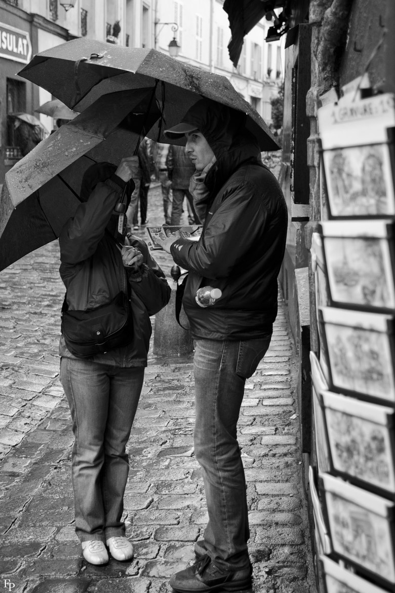 Photograph Under the rain by Francois Pheulpin on 500px