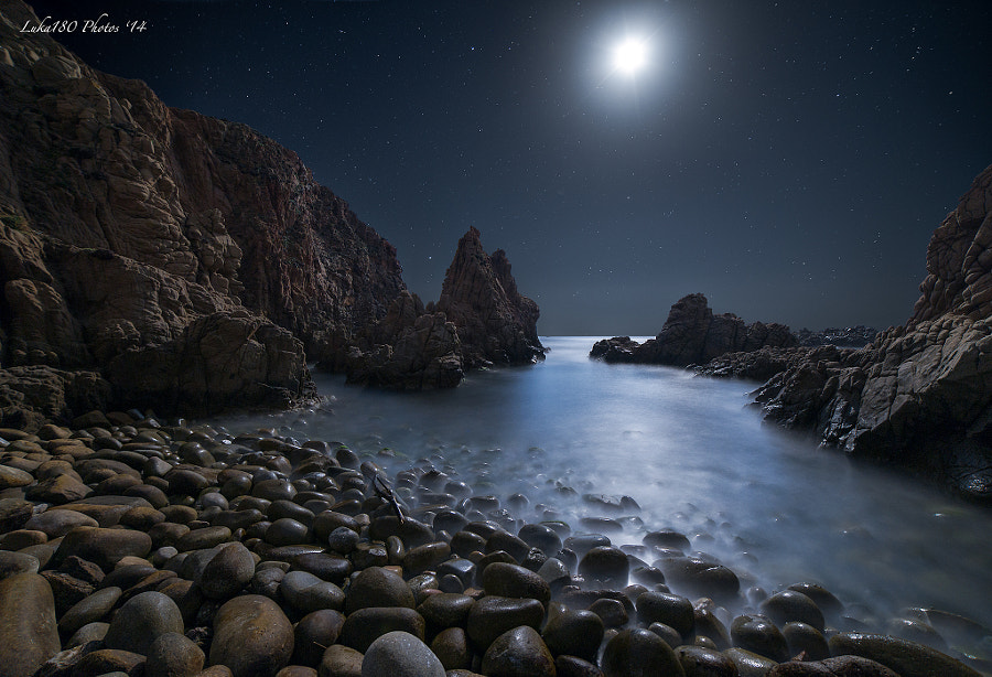 Capo Pecora Moonlight