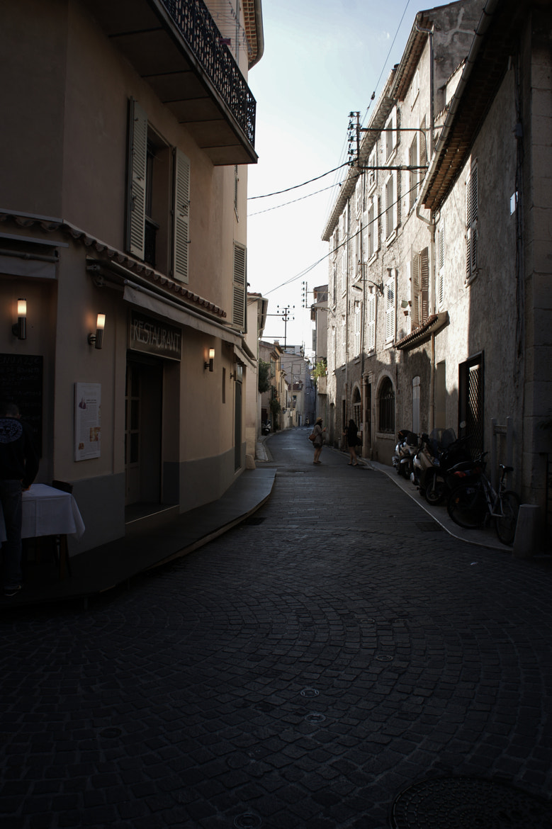 Photograph Blind alley in Antibes by Liv Kristin Vanggaard Kaupang on 500px