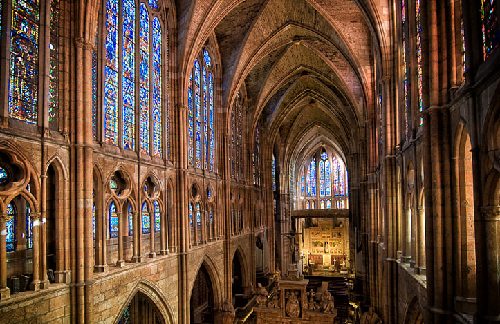 Photograph Catedral de León by JESUS SILVA ANDRADE on 500px