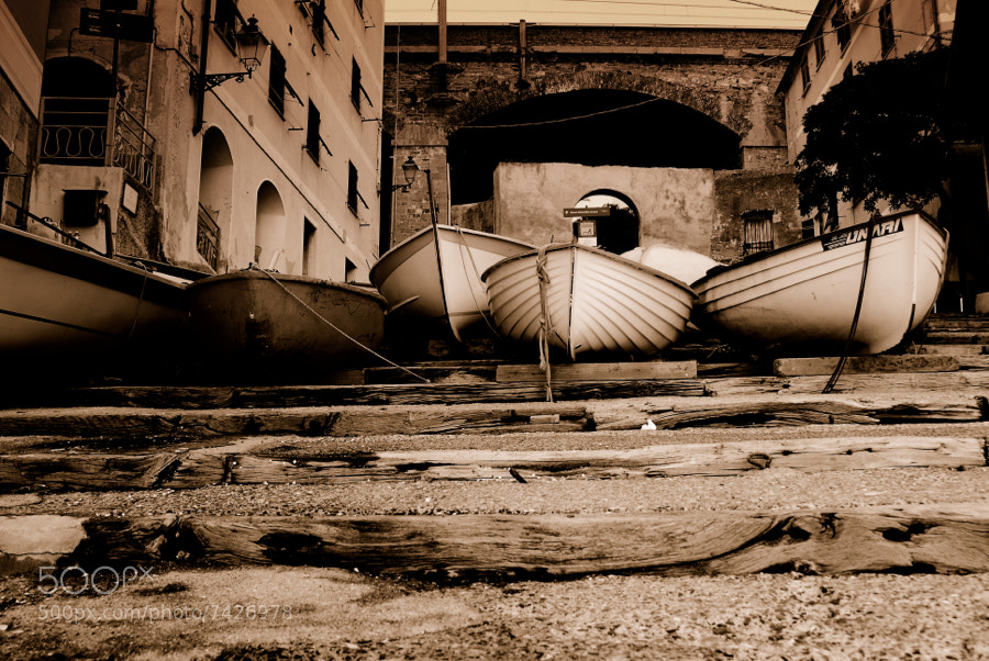 Photograph Boats by Giampietro Tomaghelli on 500px