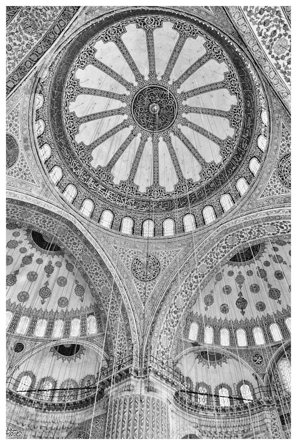 Photograph Blue Mosque by PJ Gregory on 500px