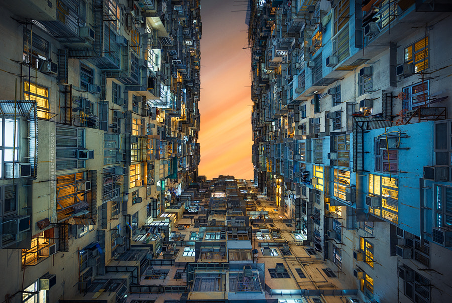 Photograph Real world Tetris by Beboy Photographies on 500px