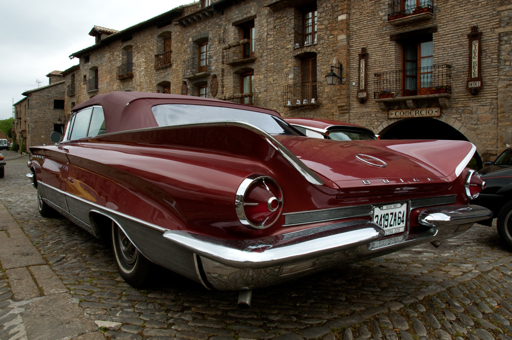 Photograph Buick en L'Ainsa by Lluís Carballo on 500px