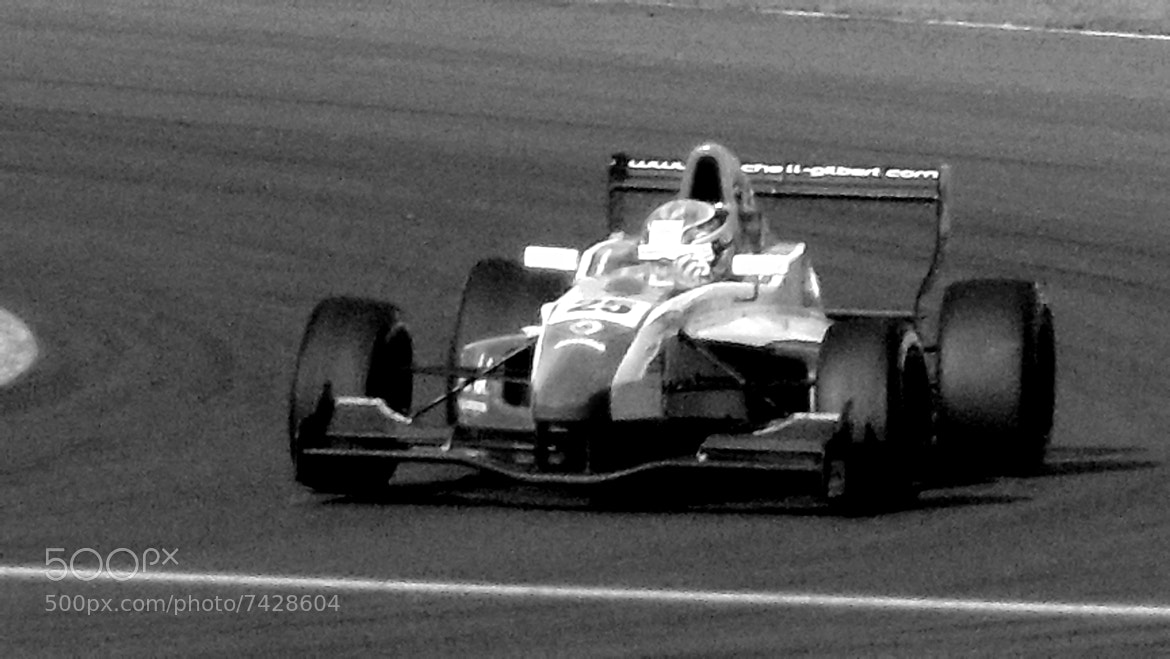 Photograph Formula Renault by Alice Mansell on 500px