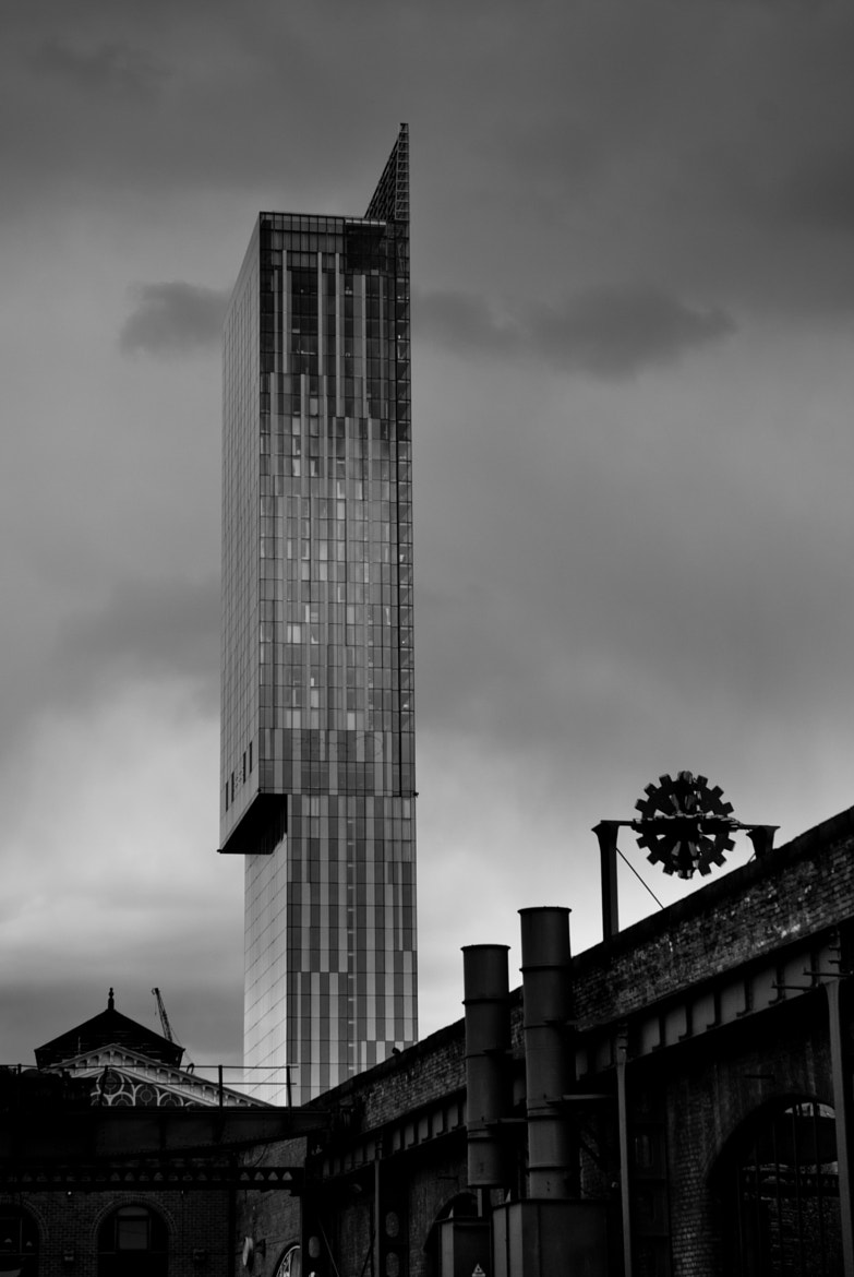 Photograph Hilton, Manchester by Laura Harris on 500px