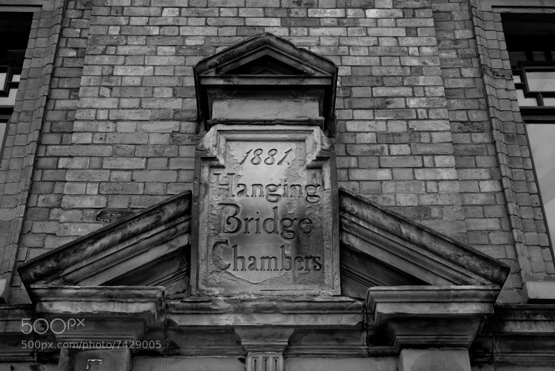 Photograph Hanging Bridge by Laura Harris on 500px