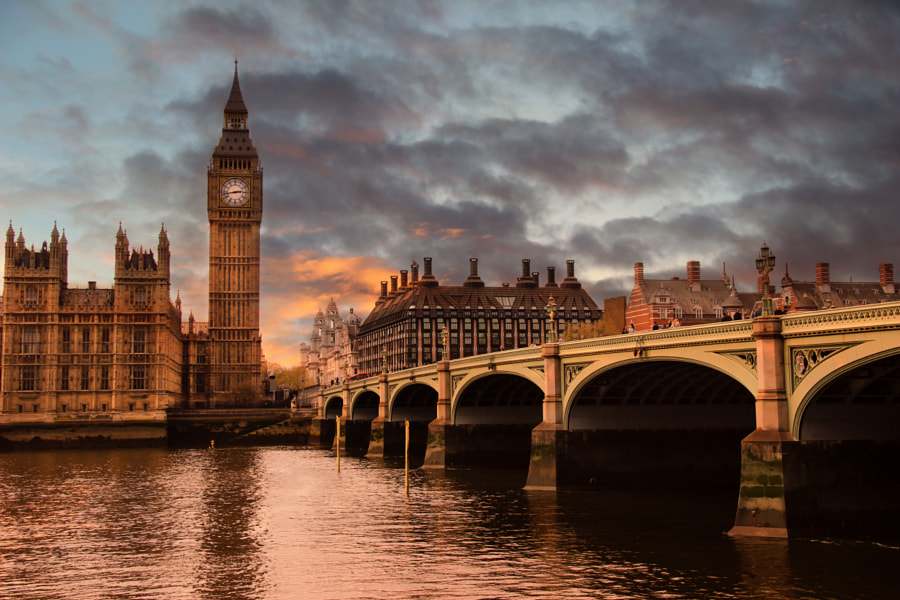 Photograph London, Big ben by Bild 123 on 500px