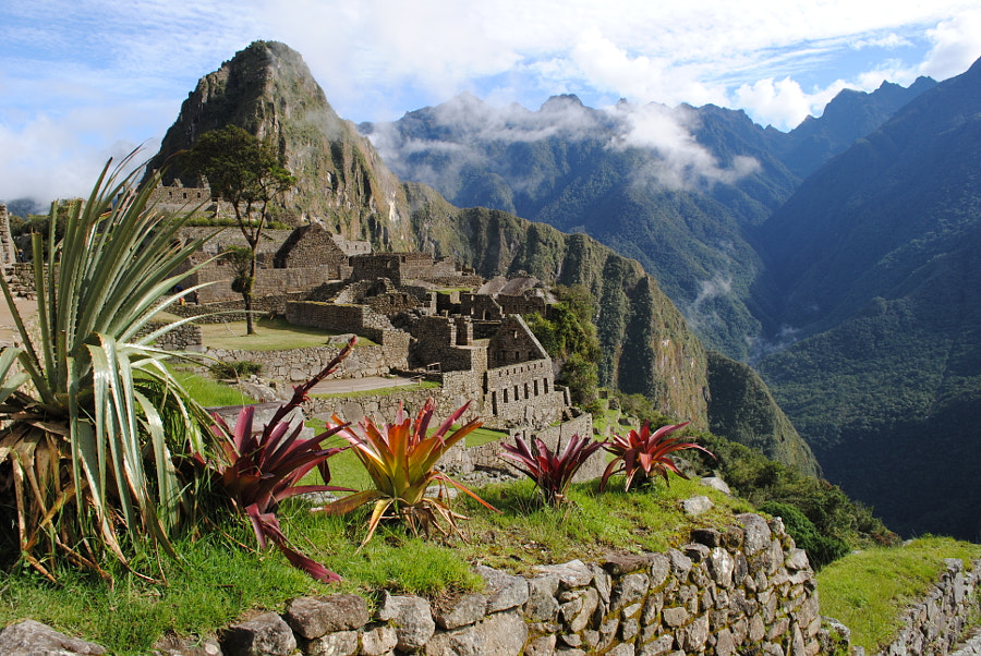 Photograph Machu Picchu 1 by Paulina Hinz on 500px