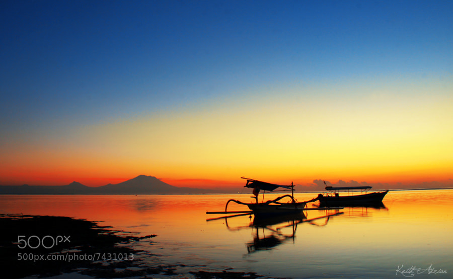 Photograph Silent Morning by Keith Adrian on 500px