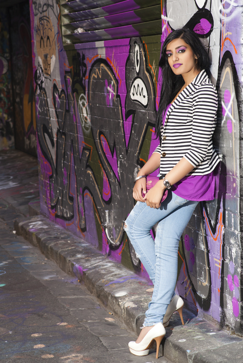 Photograph Street Fashion by Jassie Singh on 500px