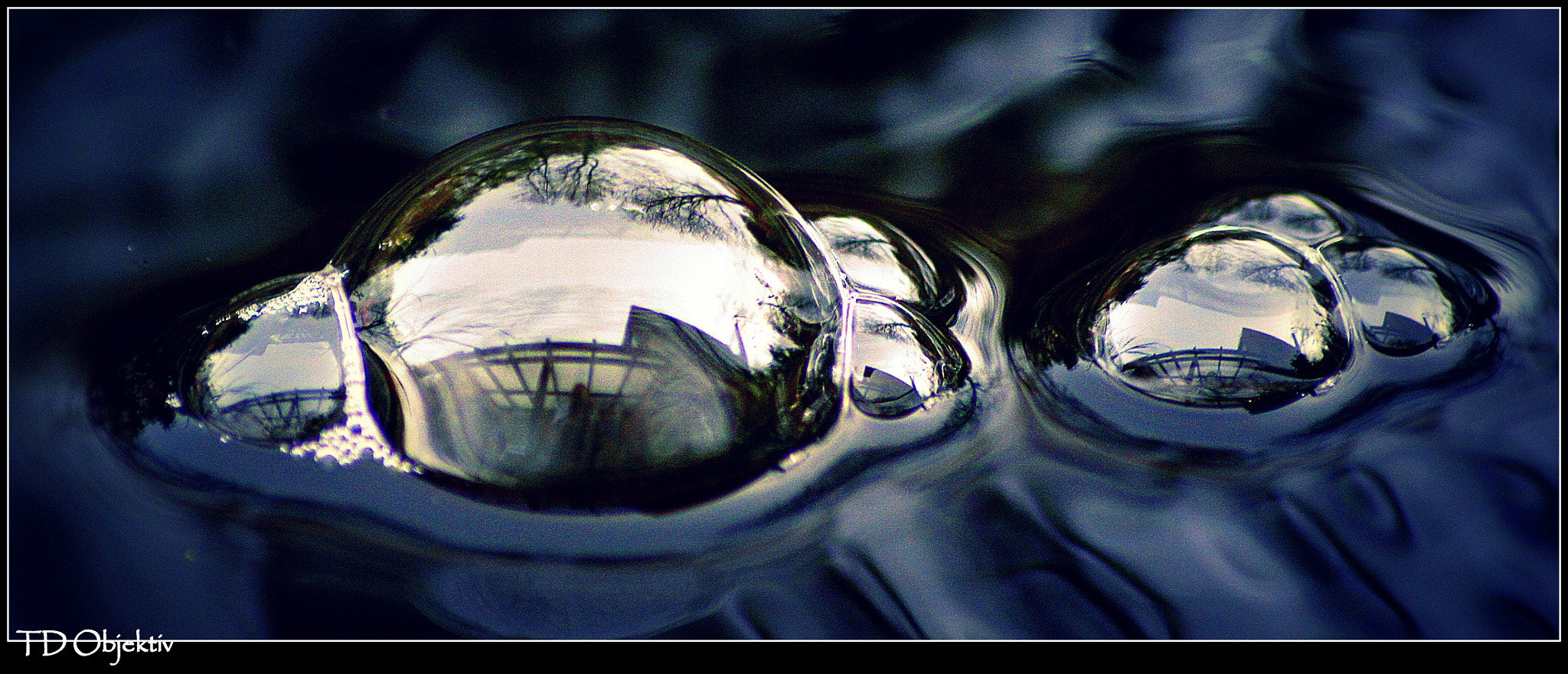 Photograph bubbles by Tasja Moelans on 500px