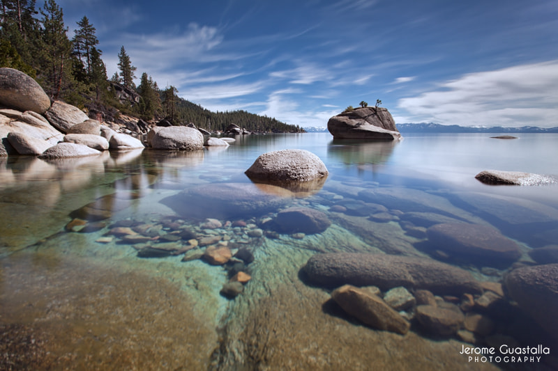 Photograph Tahoe by Jérôme Guastalla on 500px