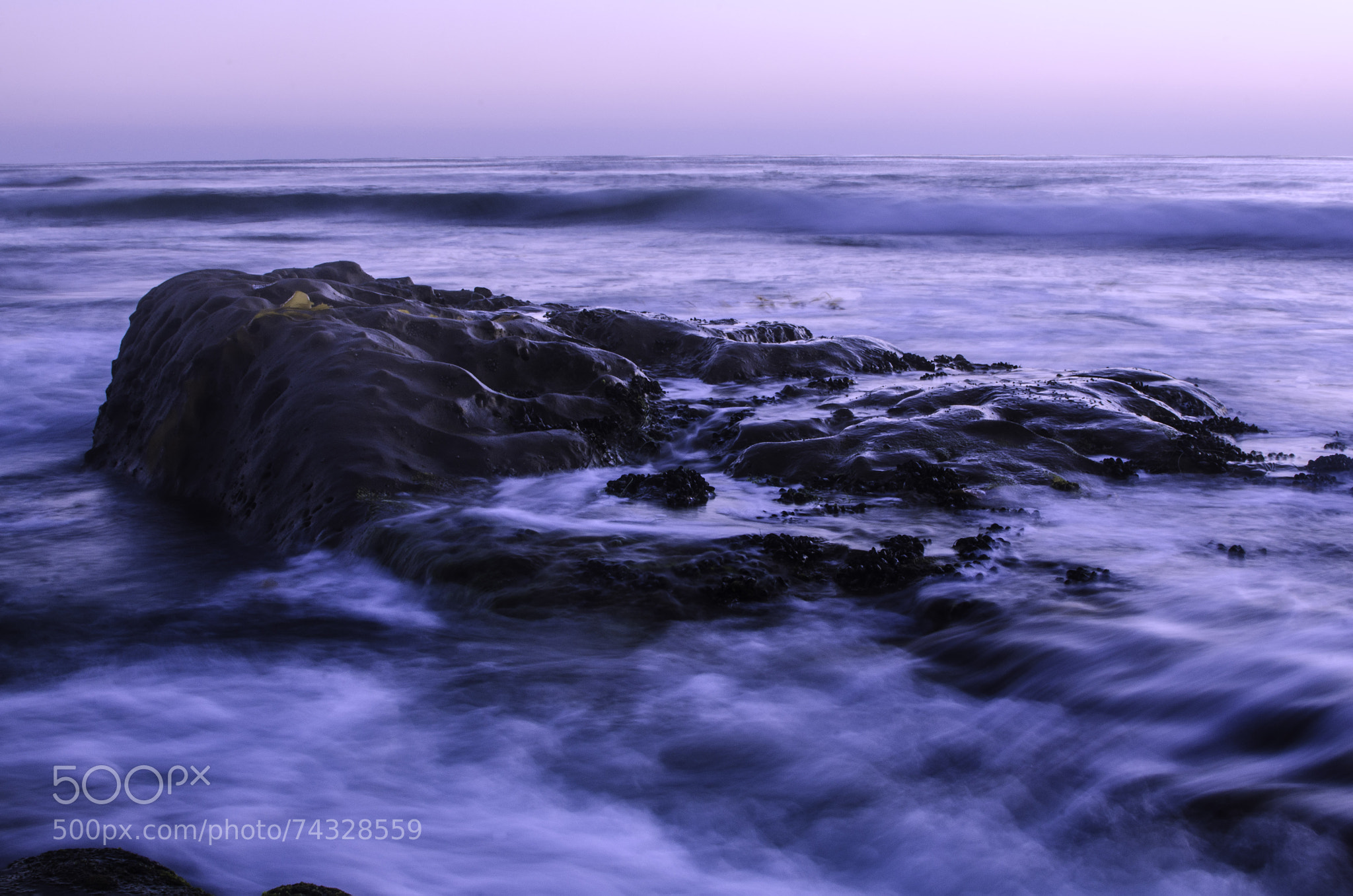 Photograph La Jolla Rock by Jack Lungu on 500px