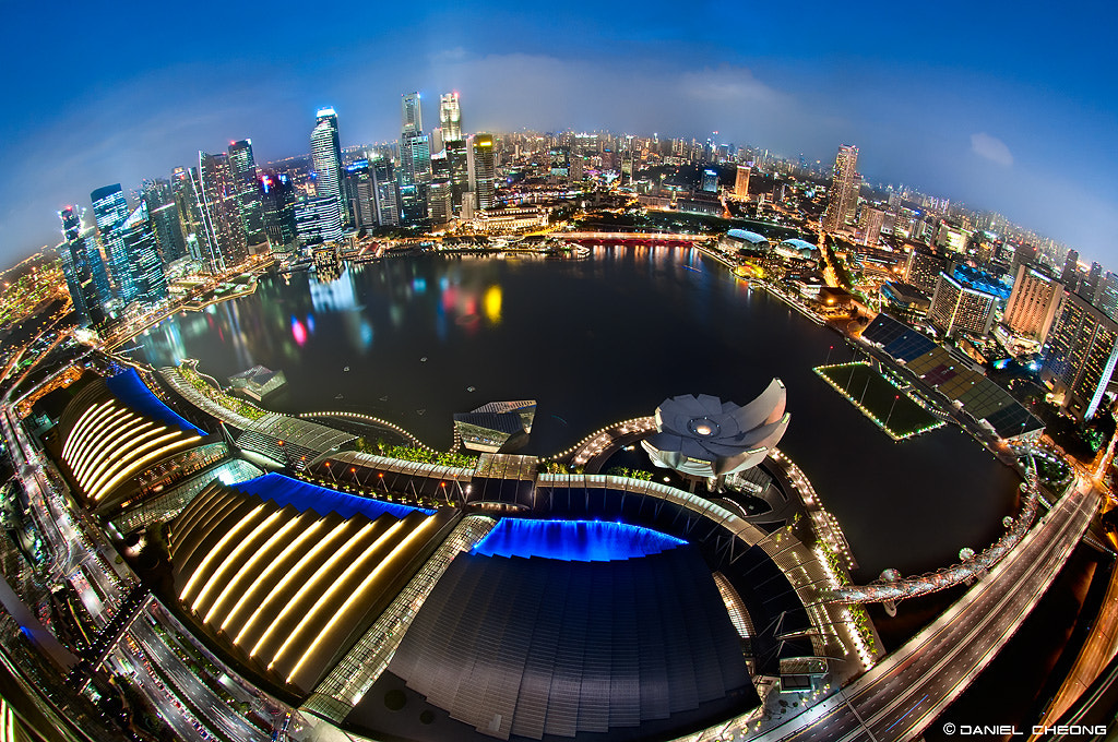 Photograph Planet Singapore by Daniel Cheong on 500px