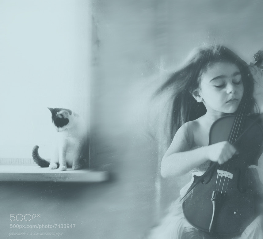 Photograph INSPIRATION by Elena Gromova-Kal`minskaya on 500px
