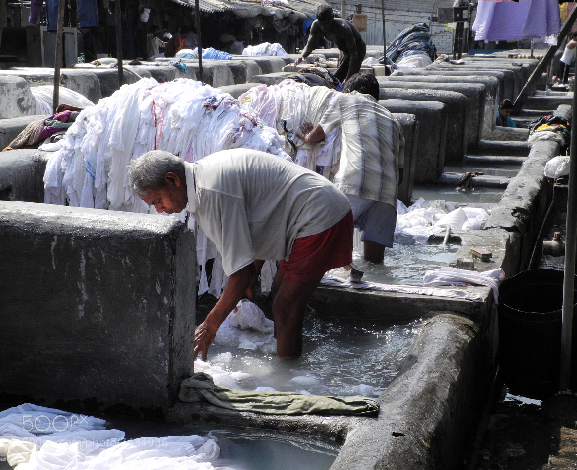 Photograph Dhobi Ghat by Robert Milkowski on 500px
