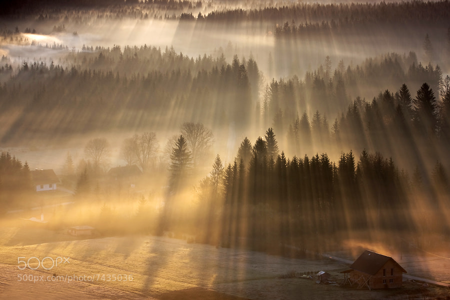 Photograph /    \ by Marcin Sobas on 500px