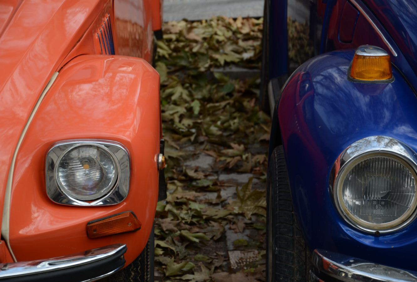 Photograph Jian and Volkswagen by Rouzbeh Khanzadeh on 500px