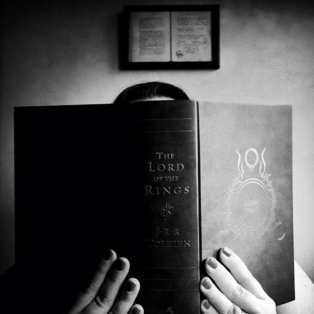 Photograph Tribute to Tolkien by Pedro Tribizon on 500px