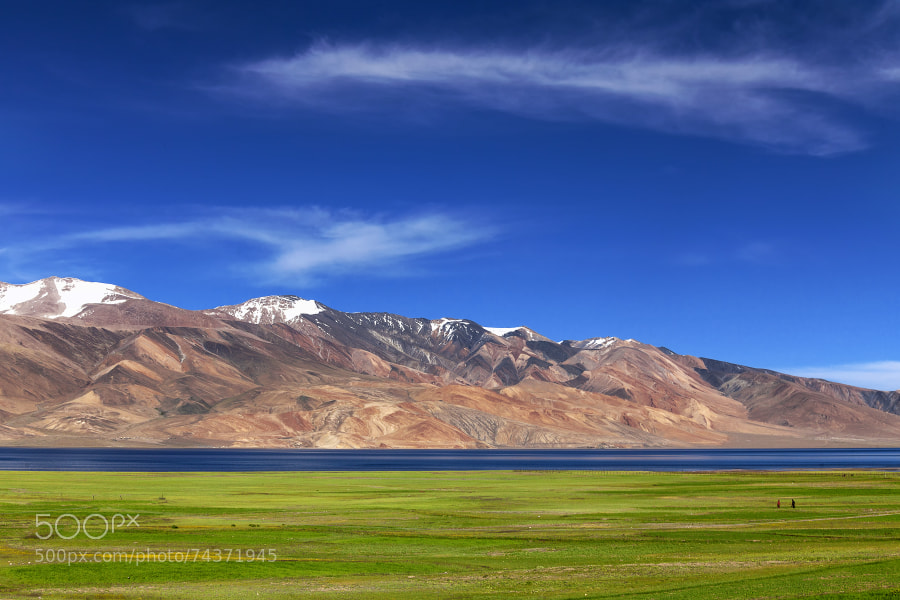 Photograph Blue in Between by Jassi Oberai on 500px