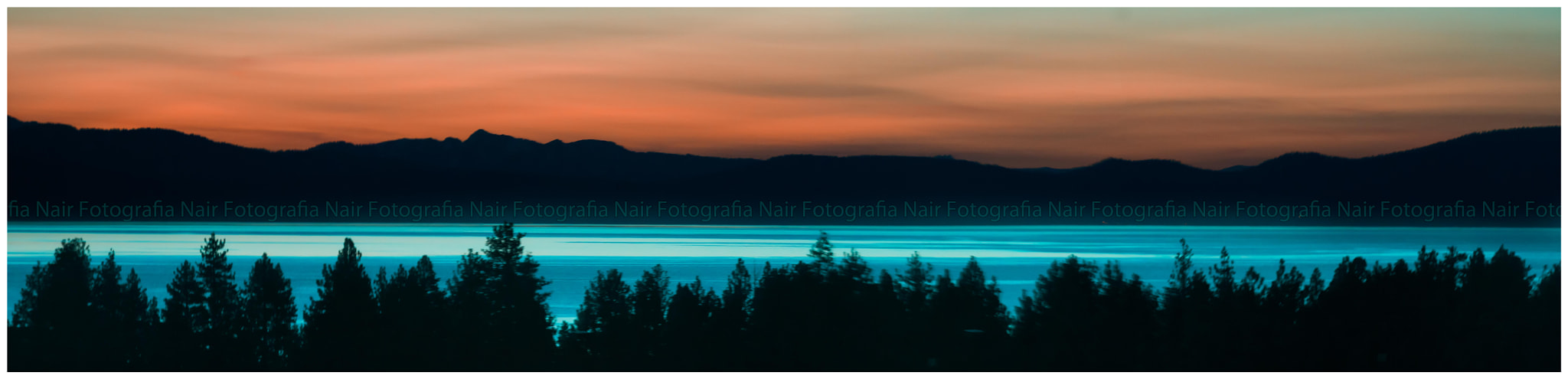 Photograph Panoramic Tahoe by Nair Fotografia on 500px