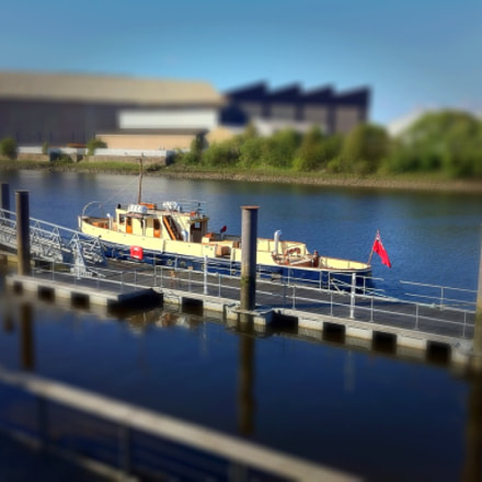 Glasgow Riverboat