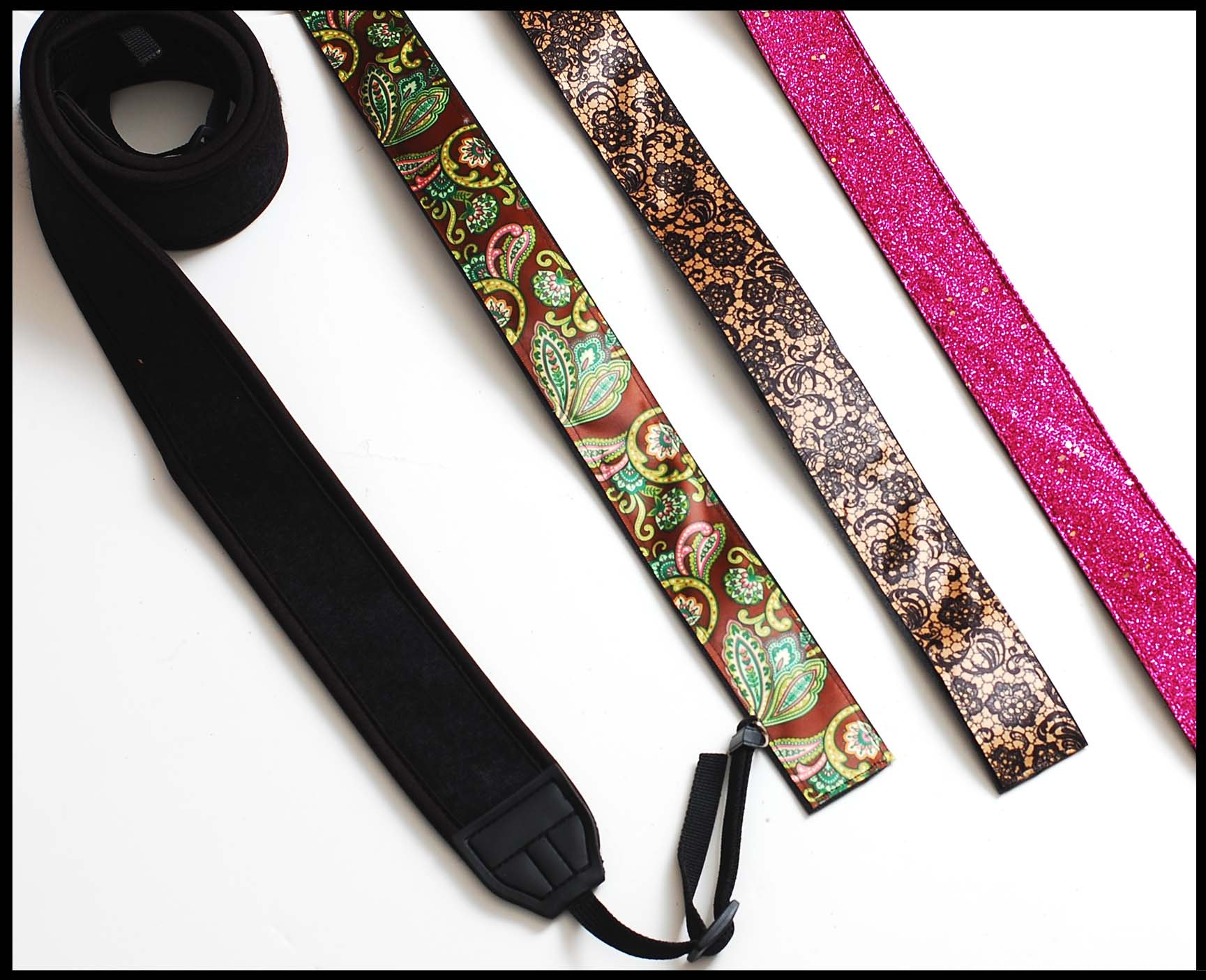 Photograph Interchangeable fashion camera straps  by Rich Smith on 500px