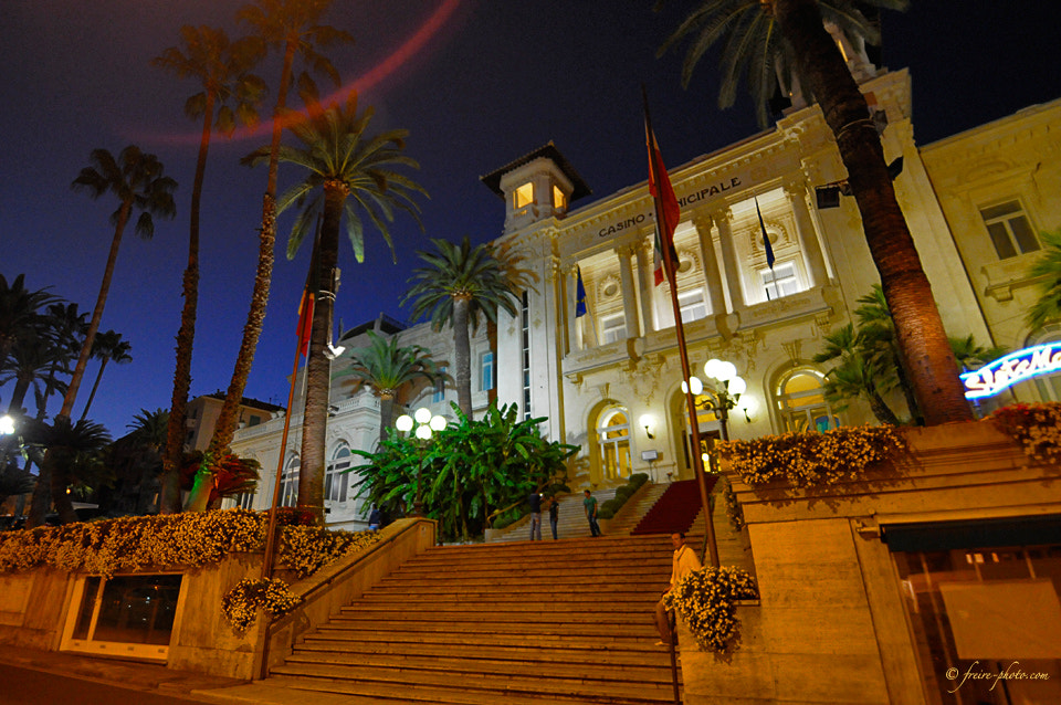 Photograph Casino di Sanremo by Jan Freire on 500px