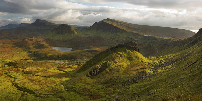Photograph The Quairang by Guy Richardson on 500px
