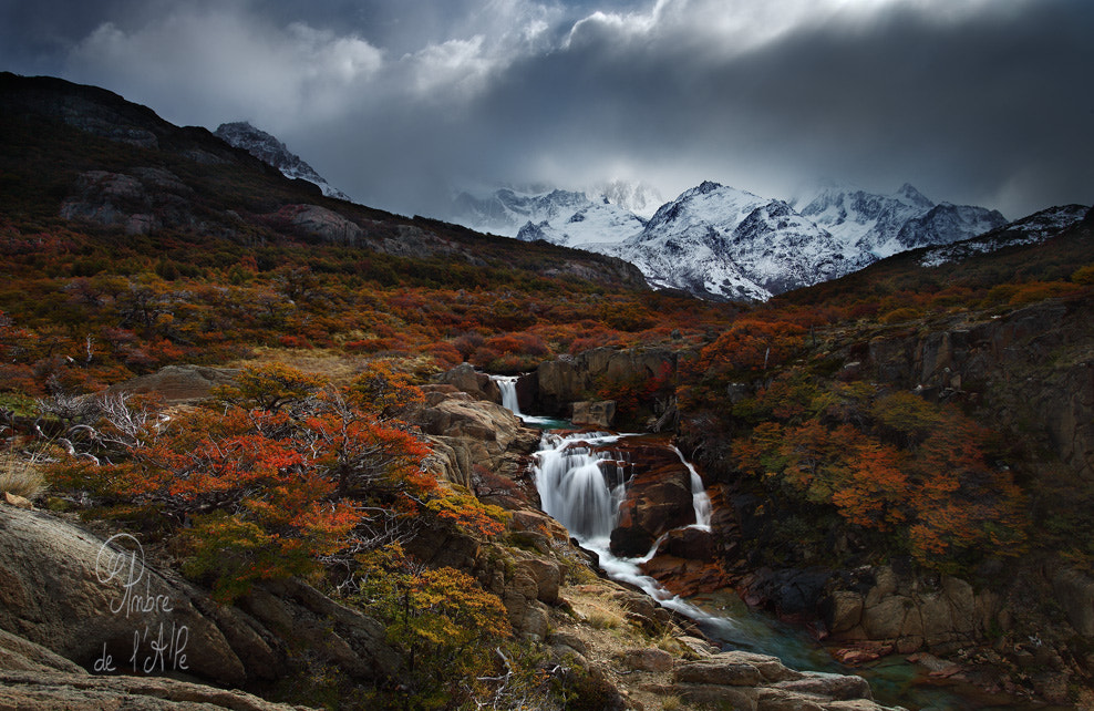 Photograph The Voice of the Fall by Ambre De l'AlPe on 500px