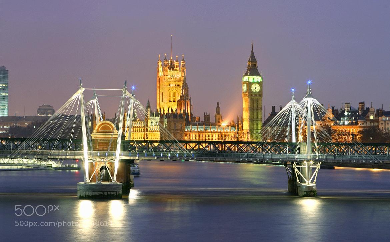 Photograph Londin Nights by Matthias Pöltl on 500px