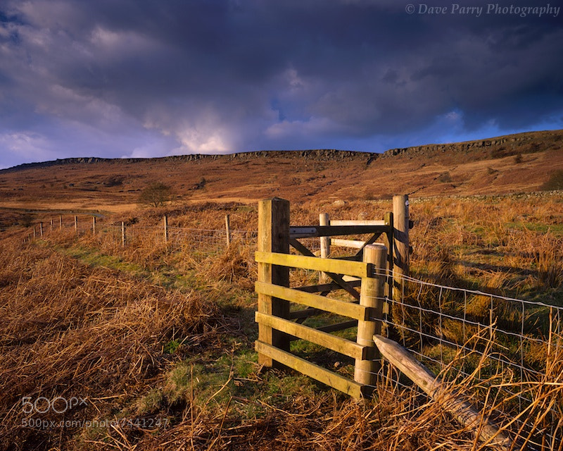 Photograph Gateway to Stanage by Dave Parry on 500px