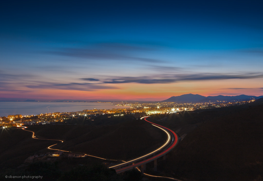 Photograph Marbella coast by Stacy Bamon on 500px