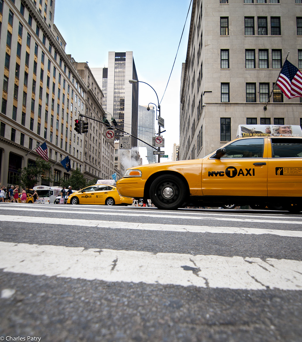 Photograph street Cabs by Charles Patry on 500px