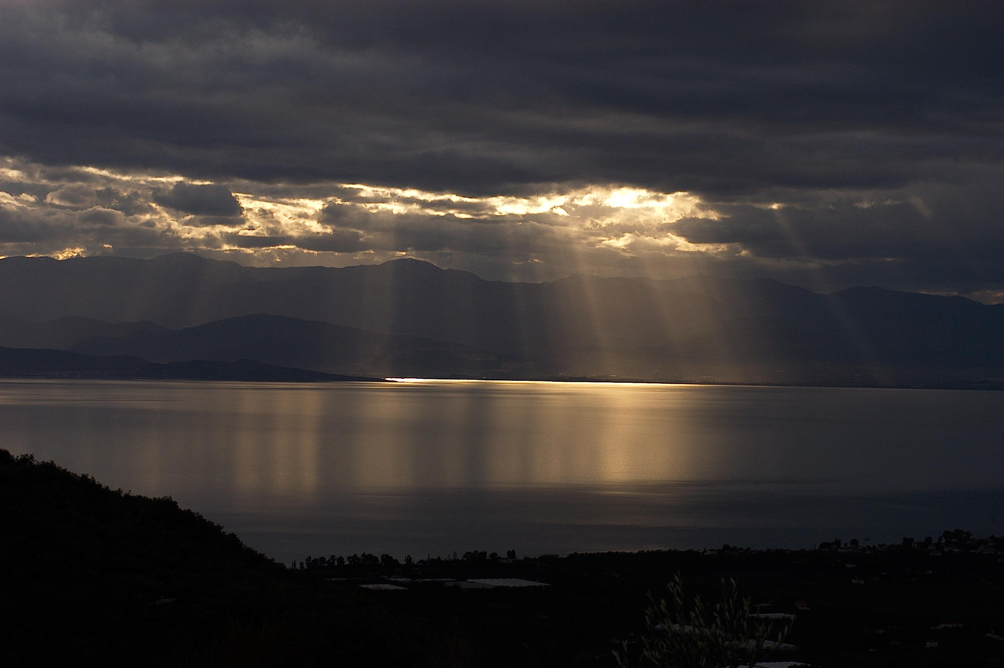 Photograph Sunrays by Nickolas Mavrogiannis on 500px