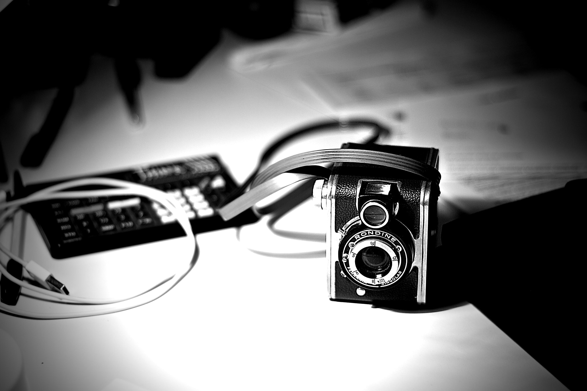 Photograph Old School by Pad Enn on 500px